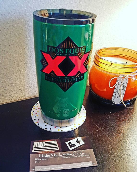 Check out this item in my Etsy shop https://www.etsy.com/listing/491902149/beertravelmugpaisleymaedesignscustompain