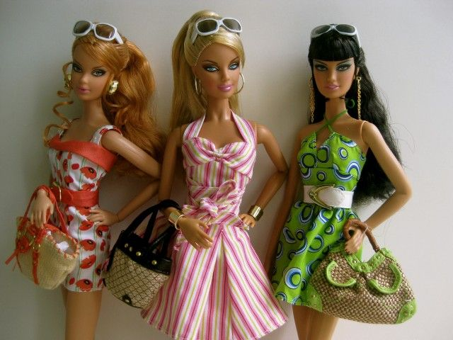 Home Barbie Collector