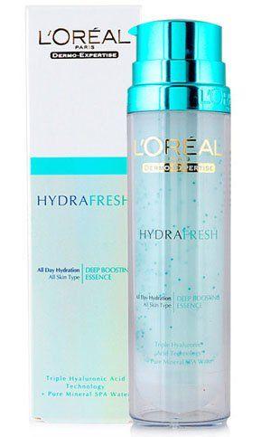 L Oreal Paris Hydrafresh Deep Boosting Essence Loreal Paris Best Serum Loreal Paris Makeup