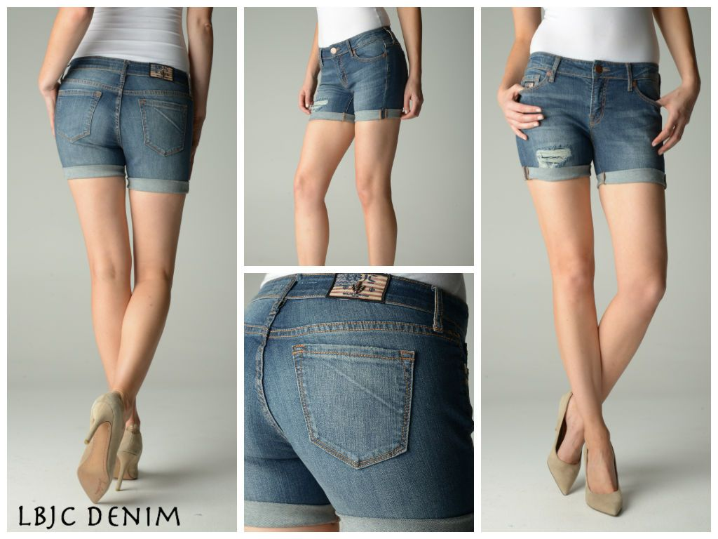 Gear up for Summer with a pair of LBJC Denim Shorts! customerservice@lbjcdenim.com - www.lagunabeachjc.com - #lbjcdenim