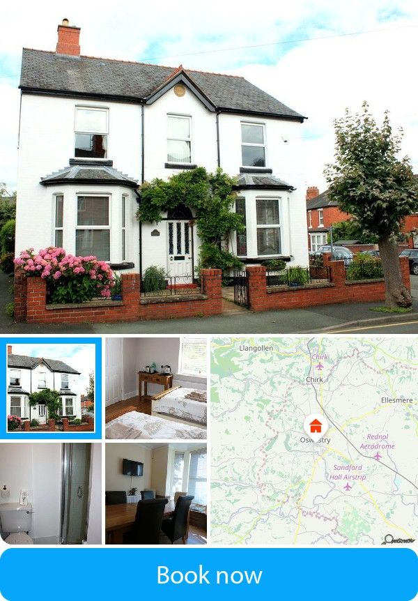 Laurels Bed & Breakfast (Oswestry, United Kingdom) – Book this hotel at the cheapest price on sefibo.