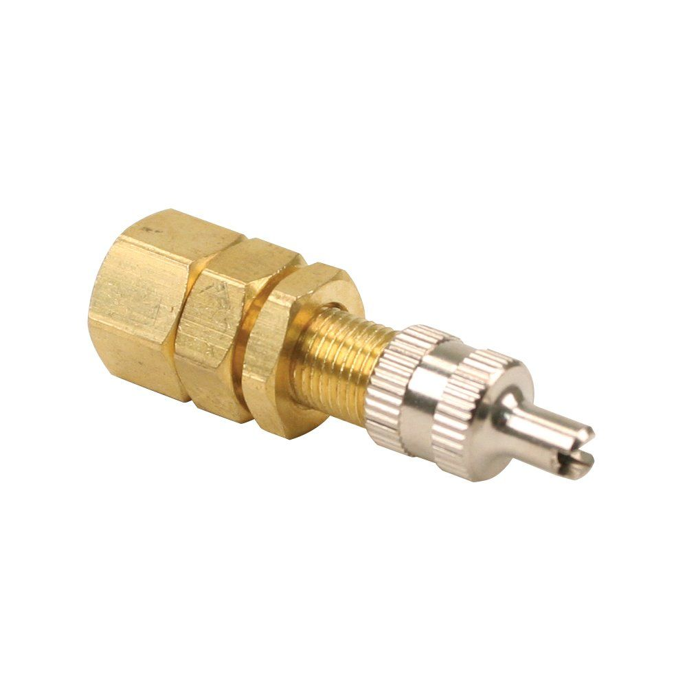 Viair 92839 Inflation Valve For 1 4 Air Line Compression Fitting Click On The Image For Additional Details This Is An A Valve Tire Air Compressor Air Hose