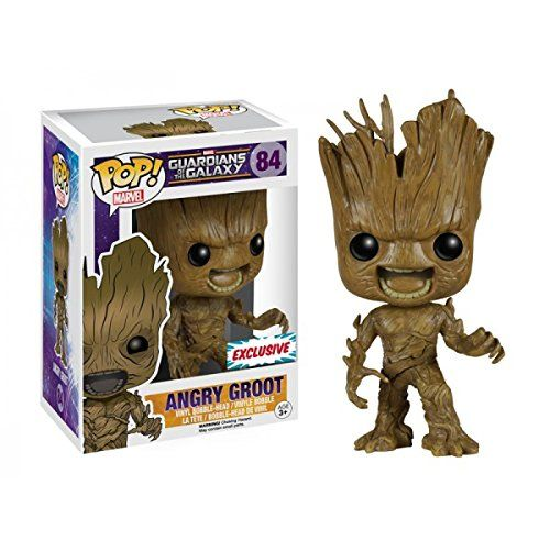 Funko Pop Marvel Guardians Of The Galaxy Angry Groot Vinyl Bobble Head Figure Niftywarehouse Com Niftywarehou Funko Pop Marvel Funko Pop Vinyl Pop Marvel