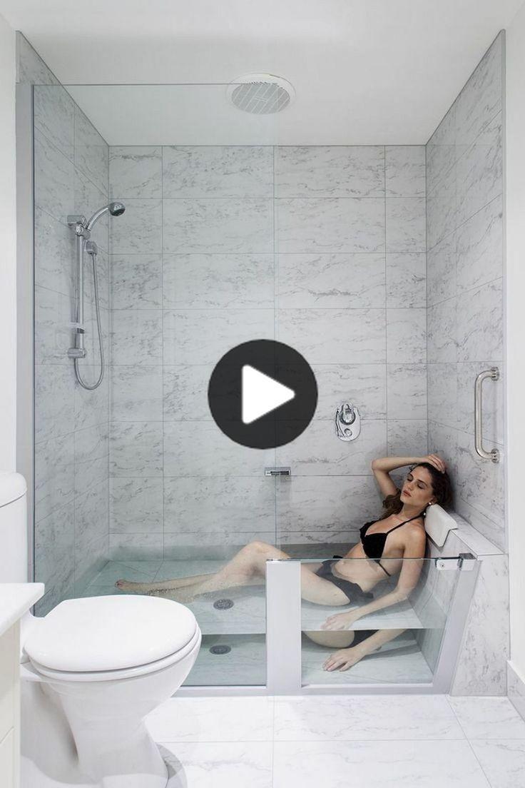 Photo of Bagno. Idee combo doccia vasca: un piccolo bagno …