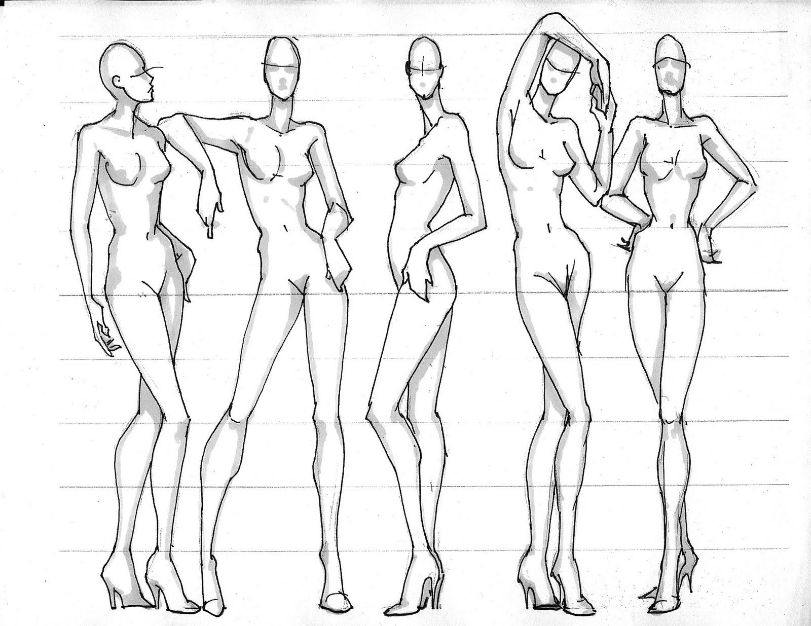 Fashion Illustration for Designers & Illustrators | 2-Fashion ...
