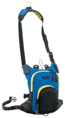 White River Fly Shop Day Ranger Pack - Blue/Yellow/Black