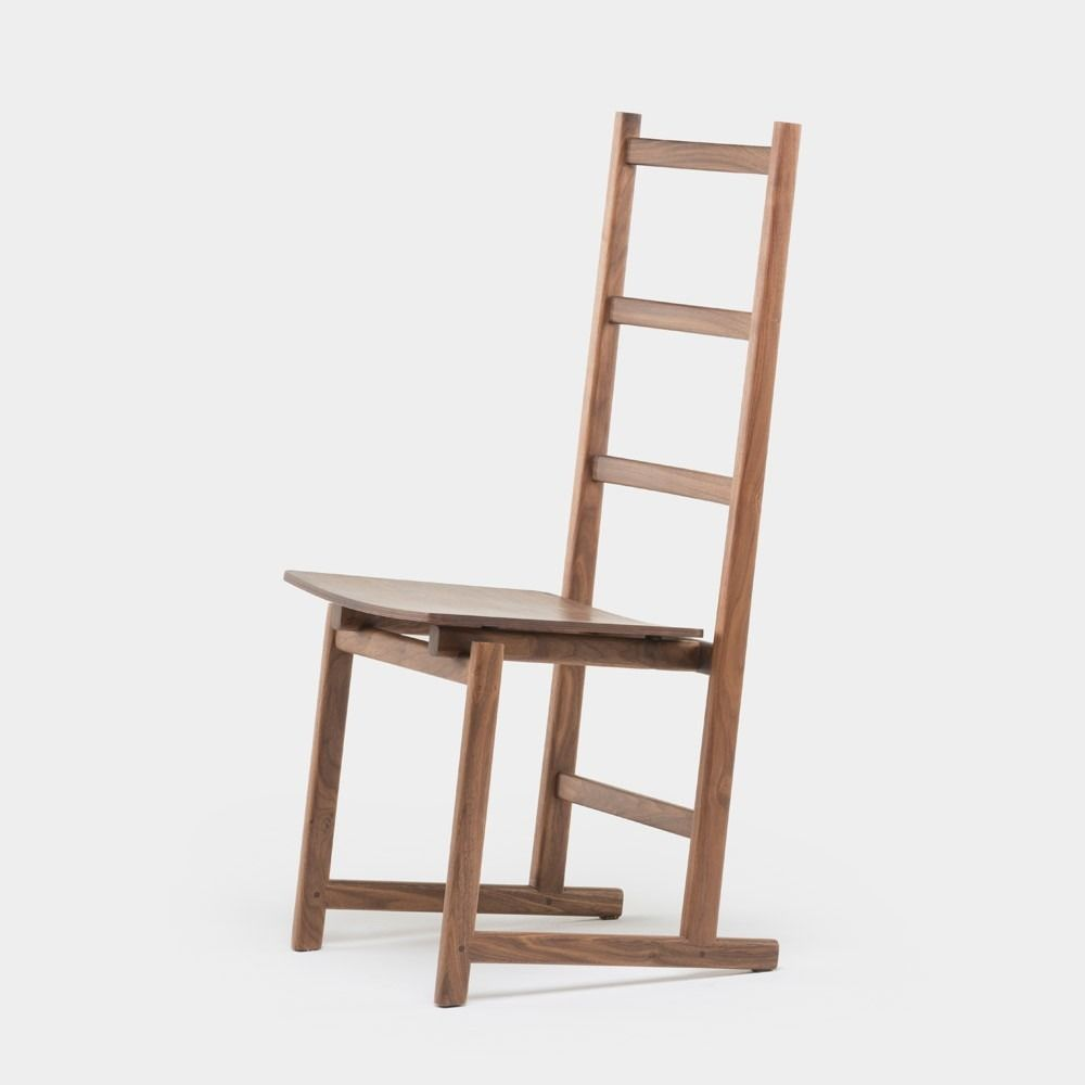 shaker dining chair by neri hu for de la espada
