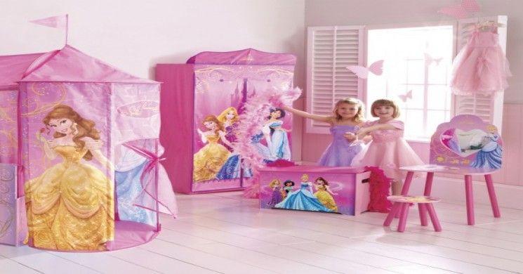 Letto Carrozza Disney : Cameretta per #bambine #principesse #disney camerette per bambine