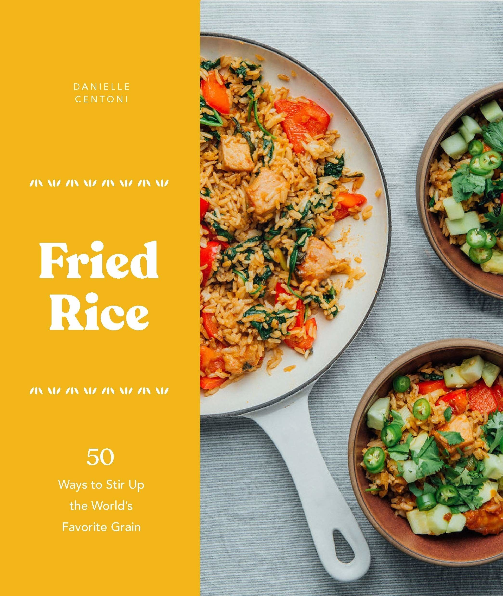 Vietnamese Pork Meatball Banh Mi Fried Rice Recipe