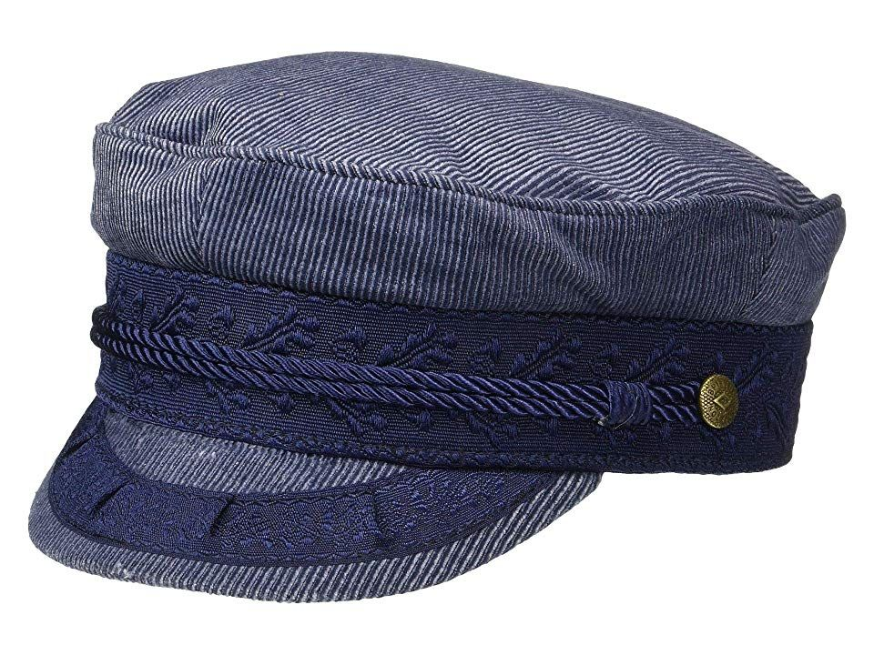f1b53dd7e60 Brixton Albany Cap (Light Navy) Caps. The night is young! Fun times ...