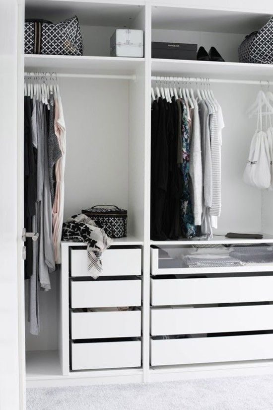Ikea Open Kledingkasten Walk In Closet In 2019