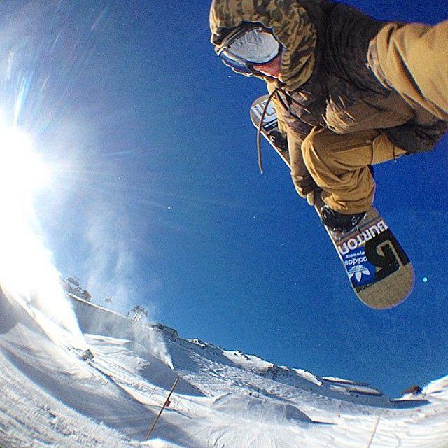#snowboard #snowboarding                                                       …