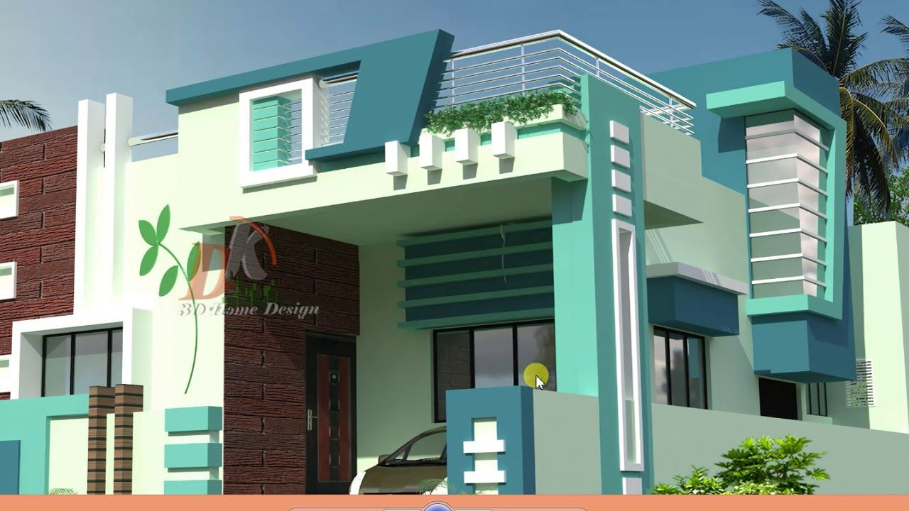Simple Indian Style Porch Or Portico Design Concept In 2020