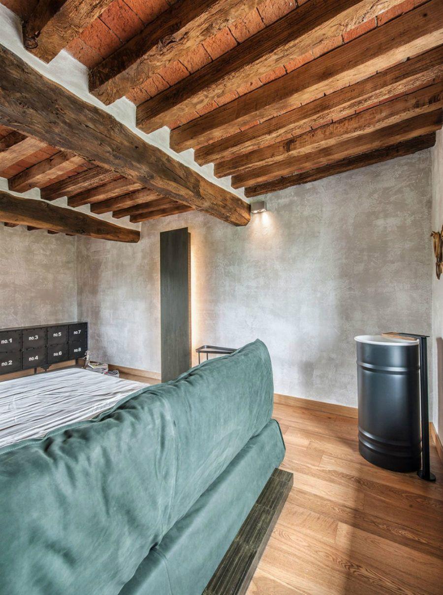 Dieses rustikale moderne Haus in Italien ist unglaublich luxuriös