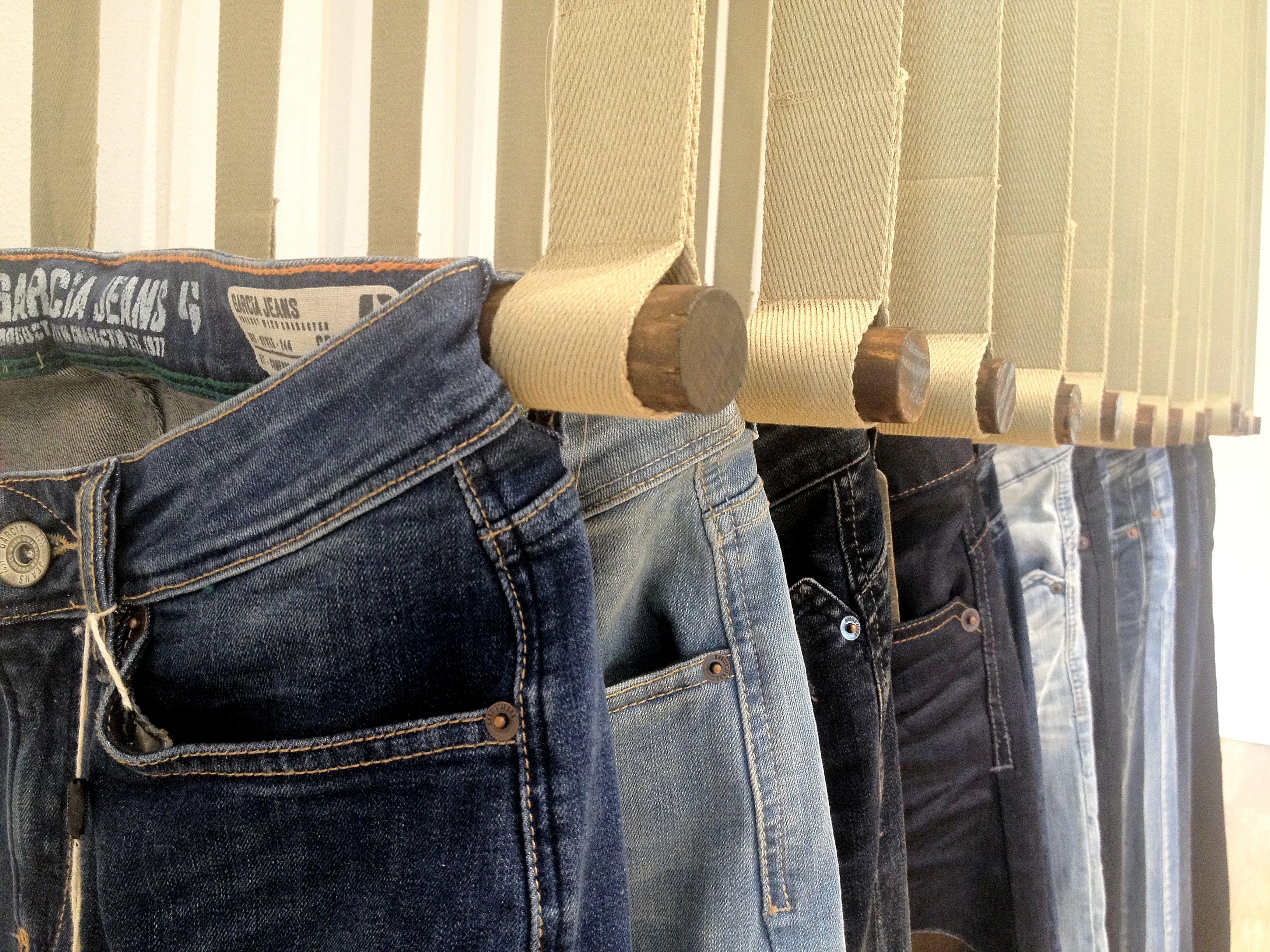 denim visual merchandising just jeans retal merchandising display