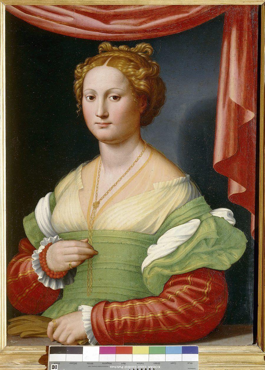 Portrait Of Vannozza Cattanei Google Zoeken