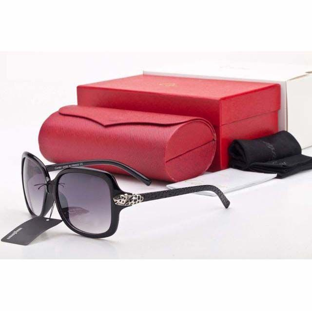 435585f236b Black panthere collection for women  cartier  sunglasses ...