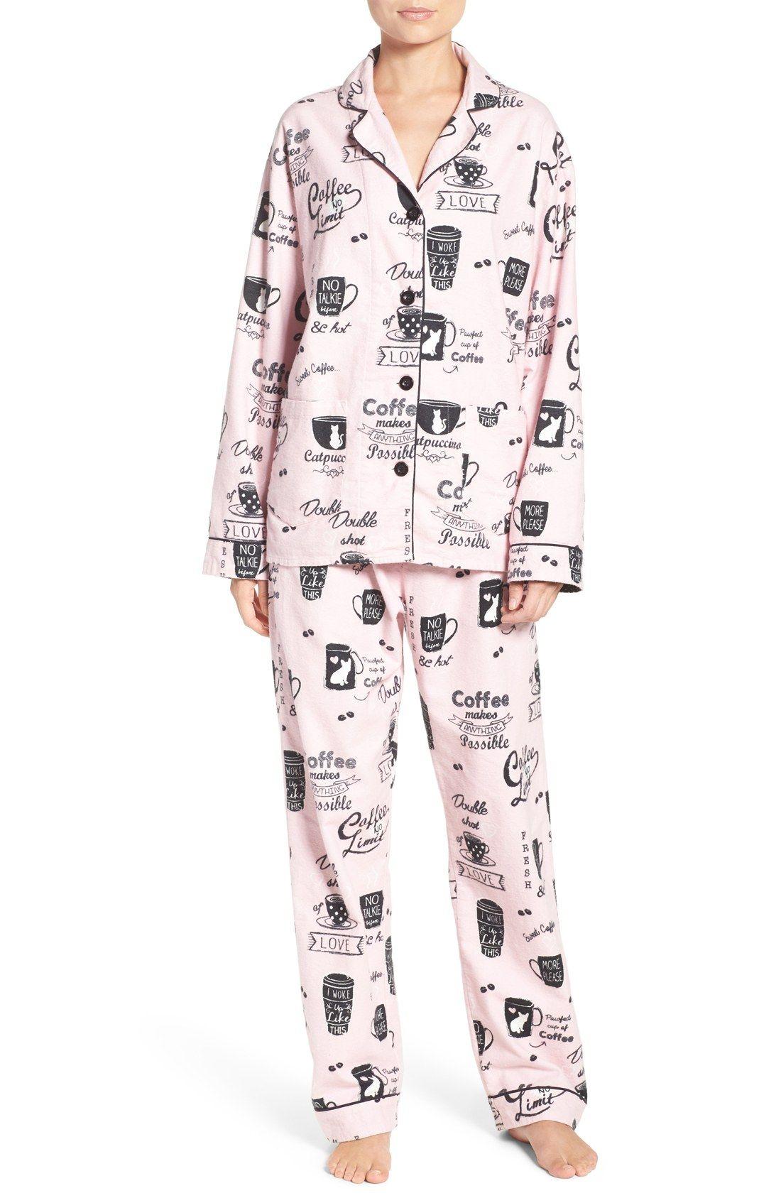 cozy christmas pajamas from nordstrom grace beauty - Nordstrom Christmas Pajamas