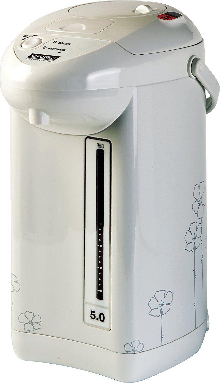 Eurolux 5Qt Floral Pump Pot w// Auto Dispense