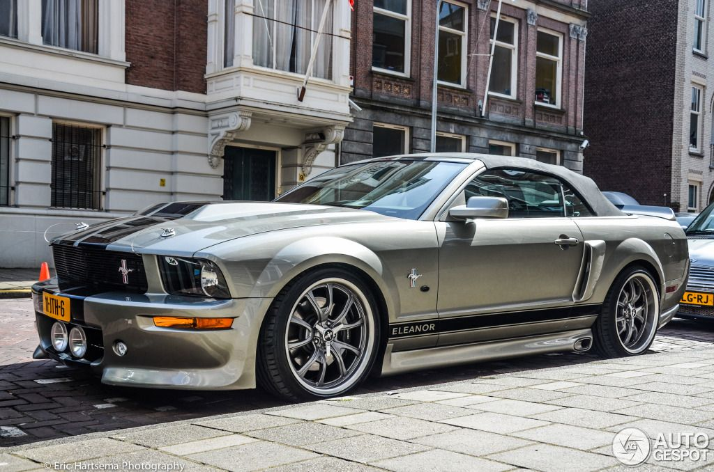 2005 Custom Ford Mustang Eleanor Cervini Twin Turbo V6 Autos