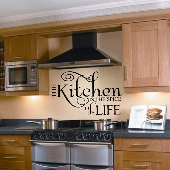 Buena idea para aprovechar el espacio vacío de la cocina. Ideas de ...