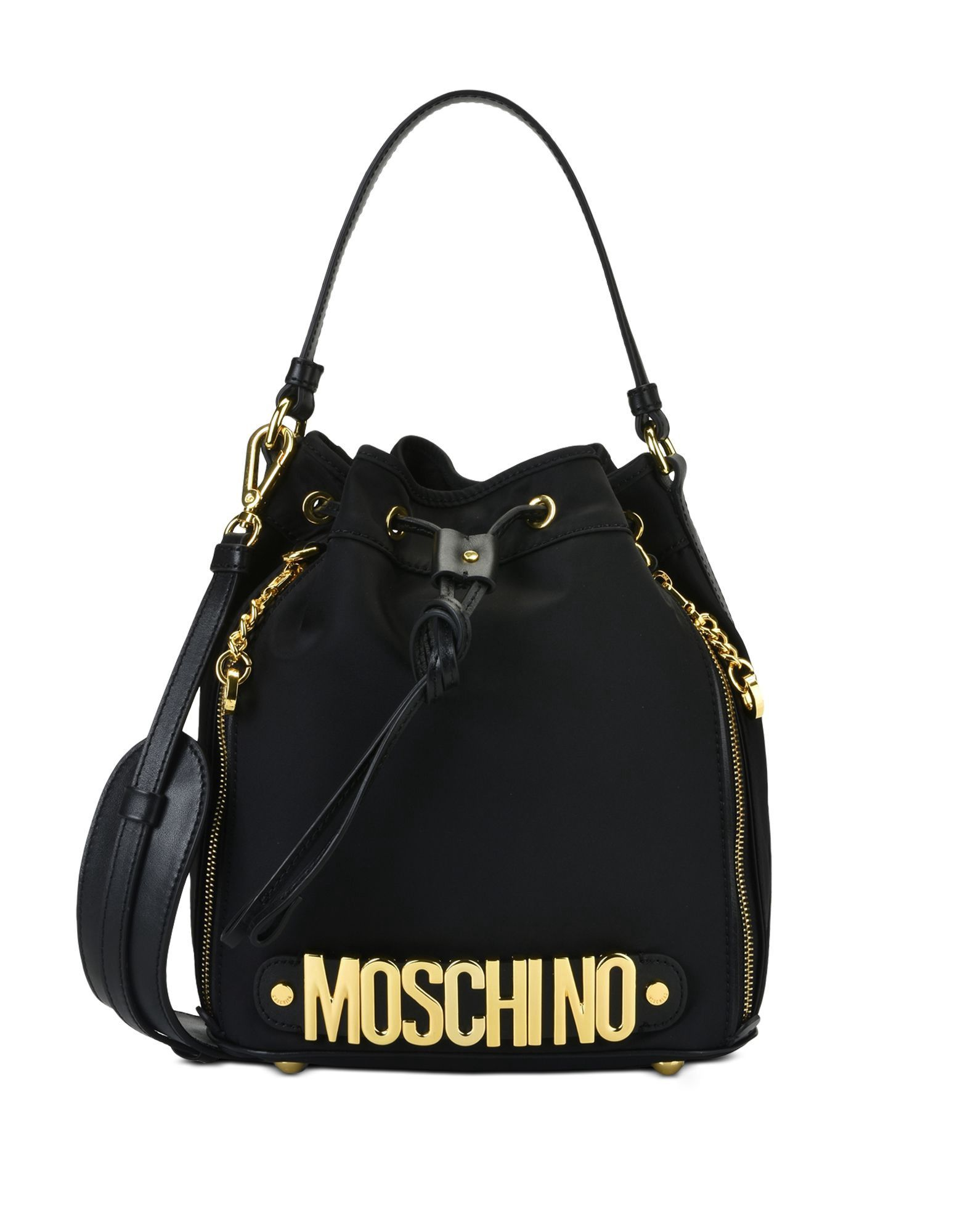 536230ad67 MOSCHINO Moschino Bucket Bag. #moschino #bags #shoulder bags #hand bags  #bucket #cotton #