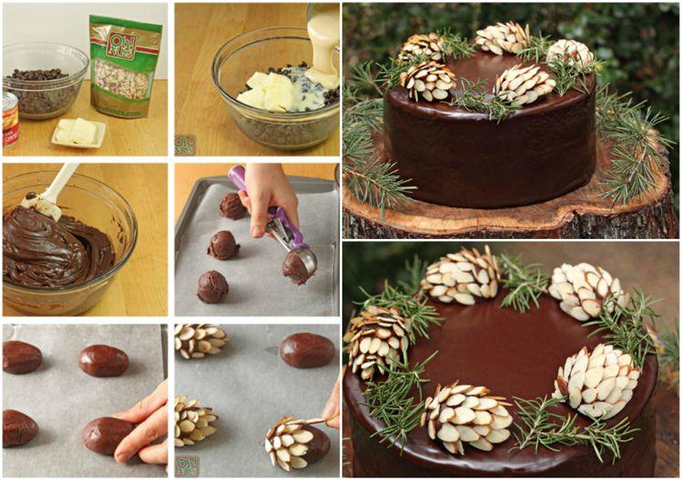 26++ Schokoladen deko torte selber machen Trends