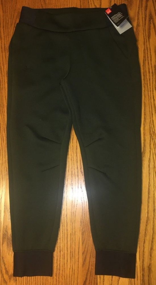 35e79e216 NWT Women's Under Armour Unstoppable / Move Pants Joggers Green Size:  Medium #fashion #clothing #shoes #accessories #womensclothing #activewear  (ebay link) ...