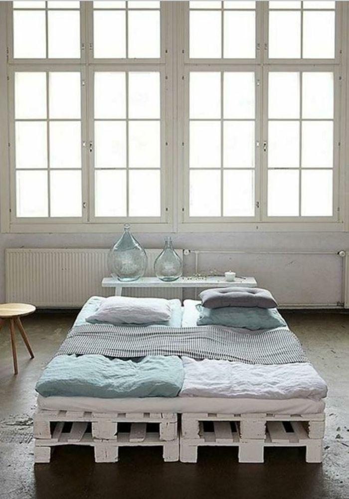 Noch 64 Schlafzimmer Ideen Fur Mobel Aus Paletten Bedrooms
