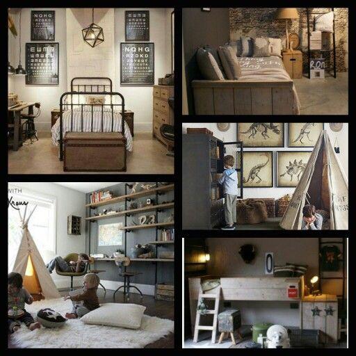 Slaapkamer jongen - kamer Lars | Pinterest - Jongen, Slaapkamer en ...
