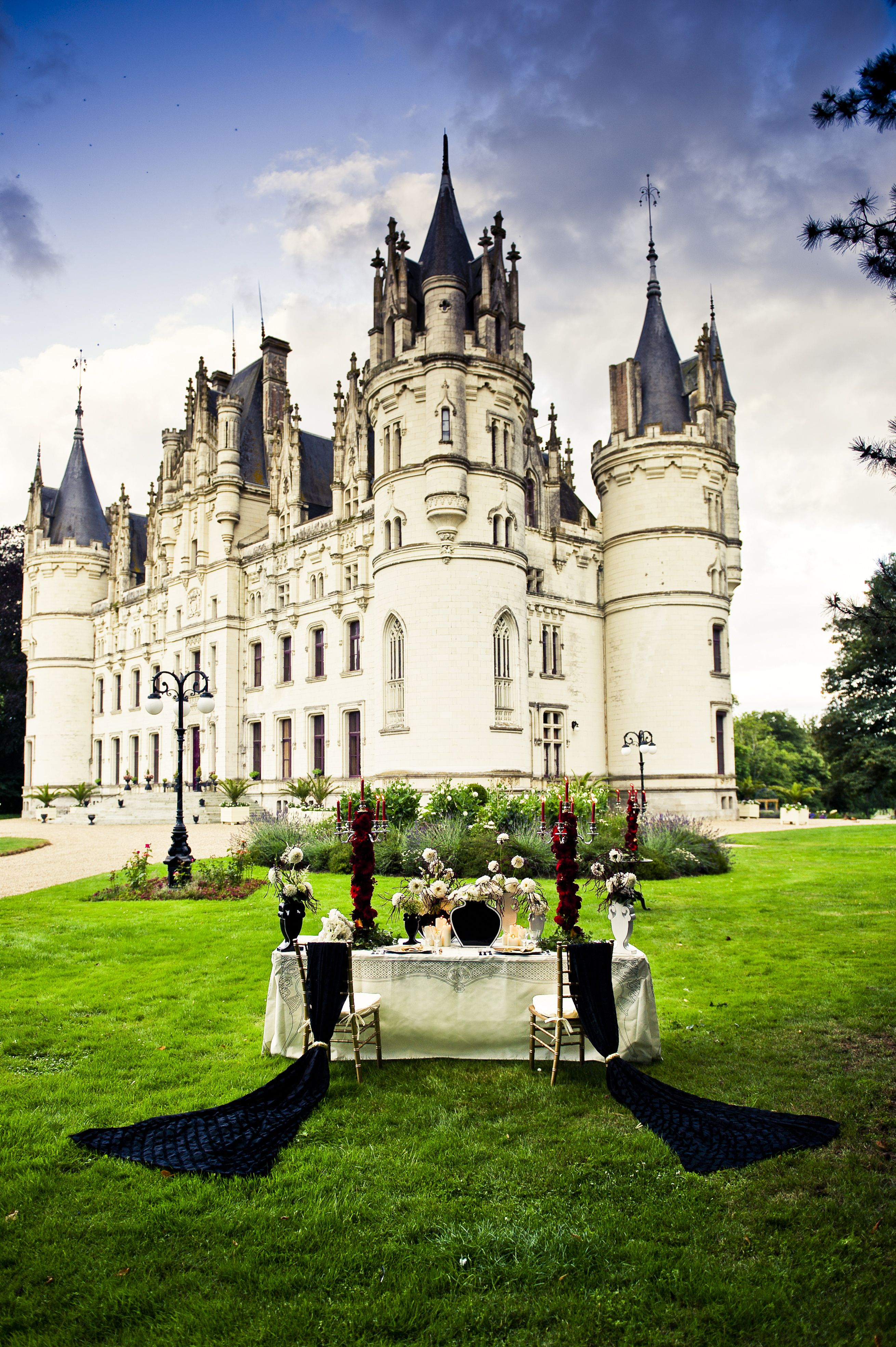 Chateau challain wedding venue bb chateau of the loire valley