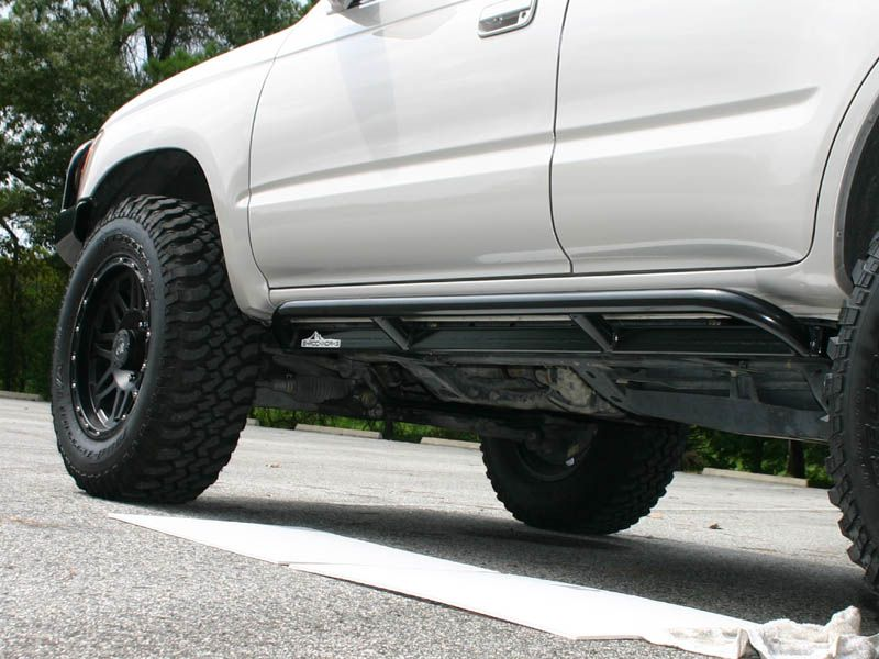 3rd Gen 1996 2002 Rock Sliders 4runner Toyota 4runner