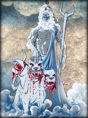 Dios Griego: Hades