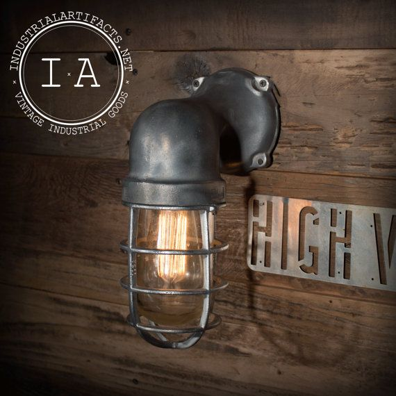 Lamps, Vintage & Industrial Electrics