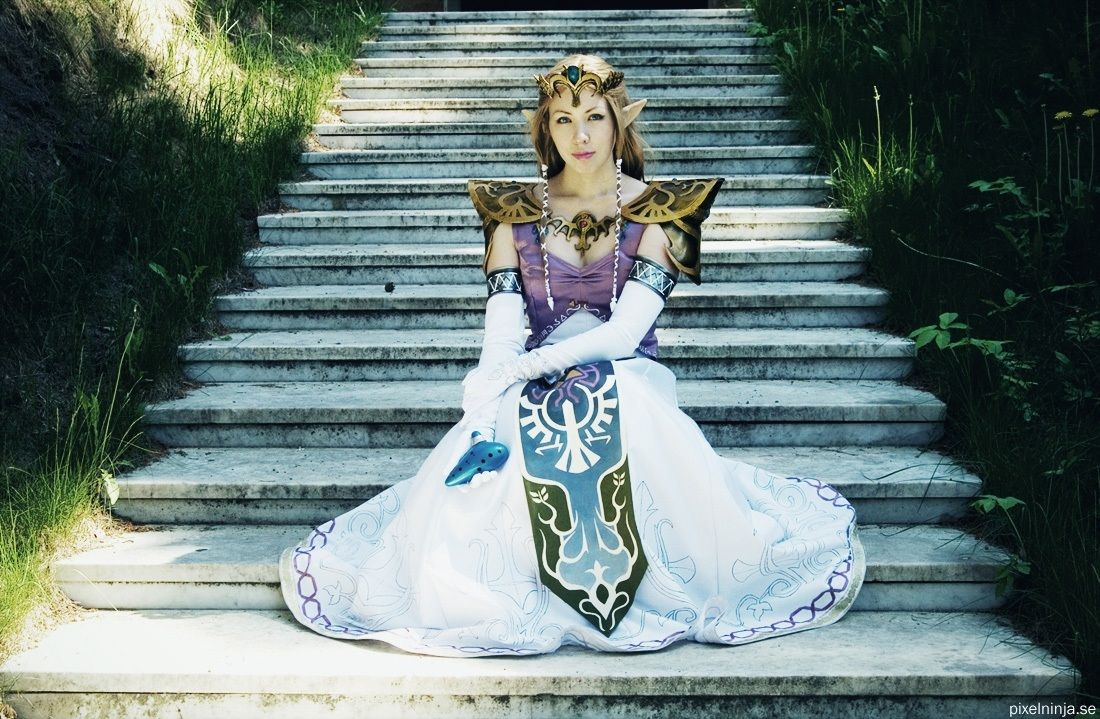 Dream Halloween Costumes Geek Edition! // Princess Zelda  sc 1 st  Pinterest & Dream Halloween Costumes: Geek Edition! // Princess Zelda   Costumes ...