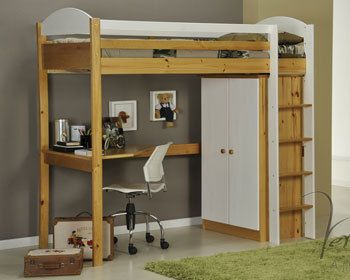 Verona Miximus High Sleeper Set 1 Room Ideas Loft Beds