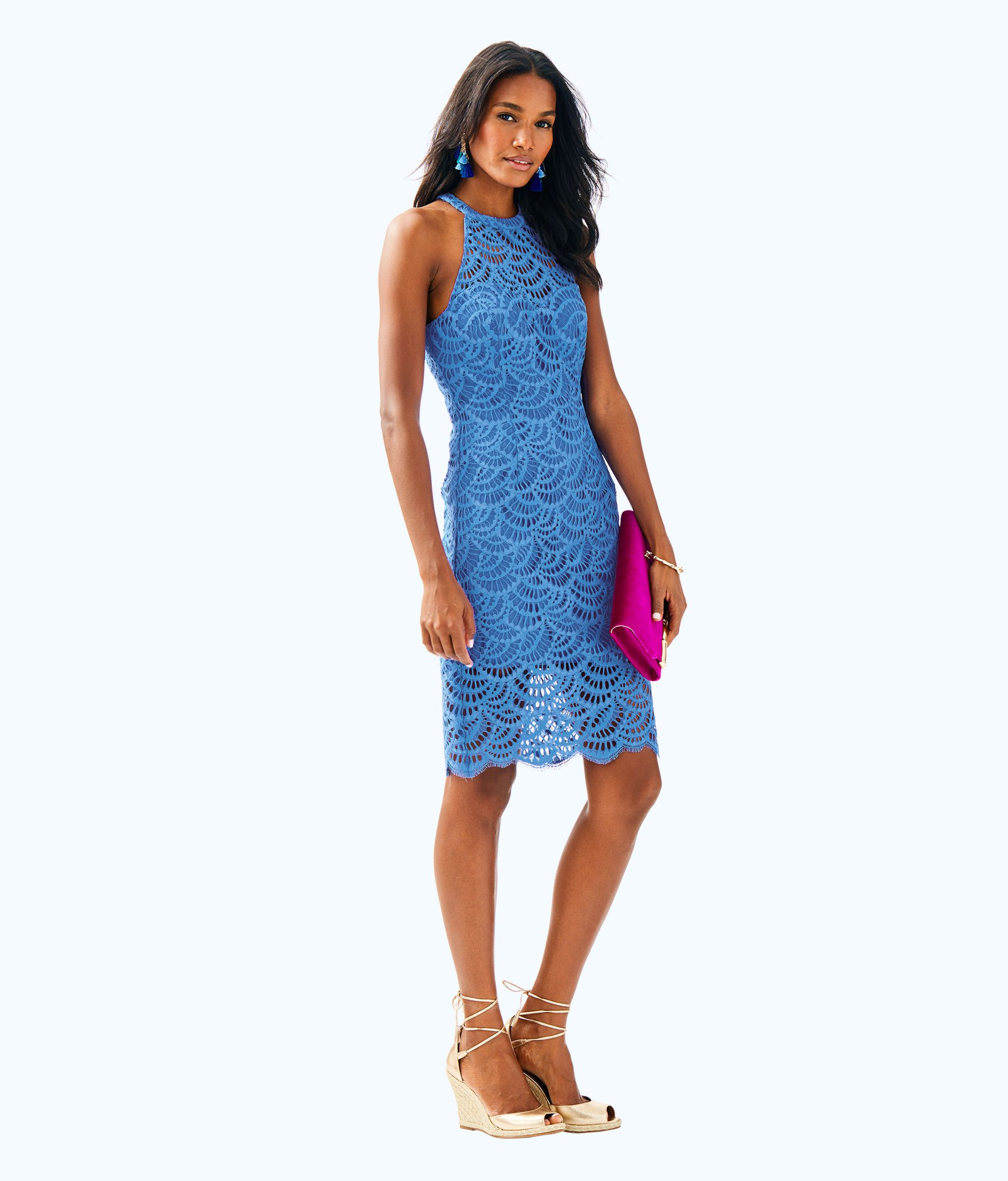 d51d80d19d2176 Kenna Halter Dress | 29913 | Lilly Pulitzer | Everyday Style in 2019 ...
