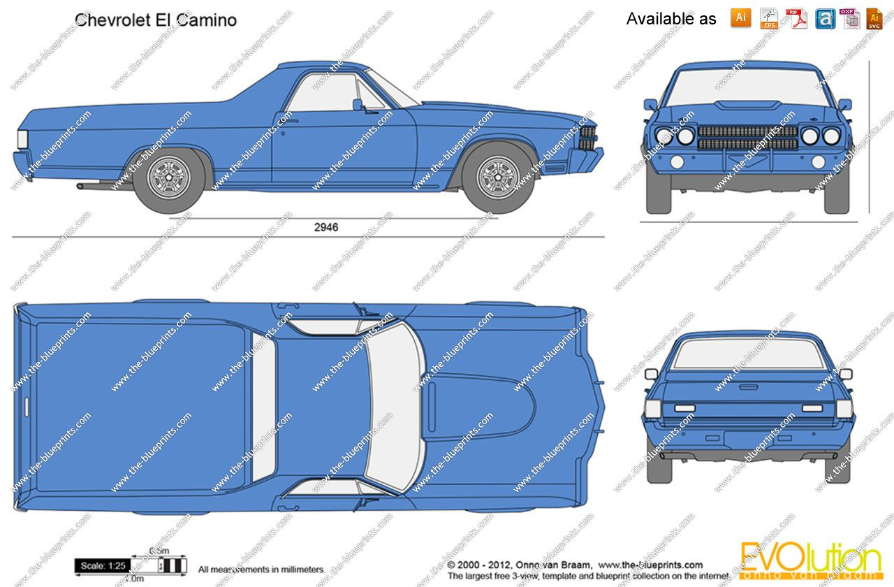 chevrolet_el_camino.jpg (1280×840) | Projects to Try | Pinterest ...