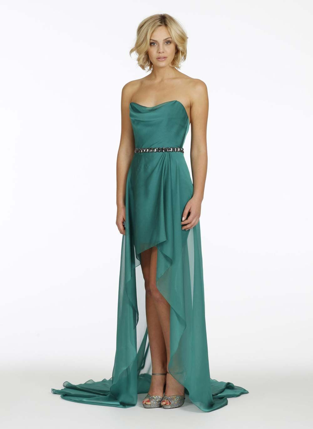 Teal Bridesmaid Dresses: 15 of Our Favourite Styles | Teal ...