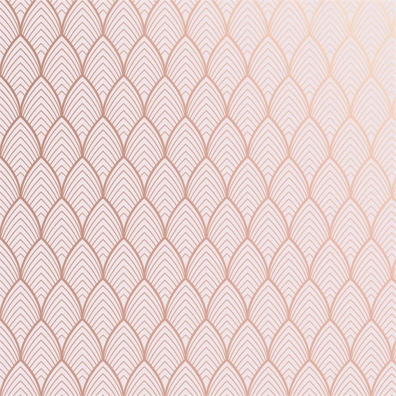 Bercy Blush & Rose Gold Wallpaper in 2020 (With images