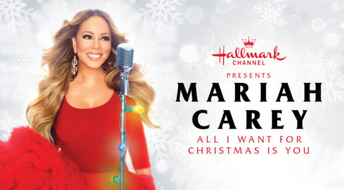Mariah Carey Announces Special Holiday Tour Burning Hot Events Mariah Carey Mariah Carey Concert Christmas Albums