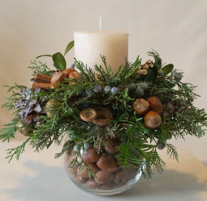 Glasverpackungszusammensetzung #glas #zusammensetzung – Weihnachten/Winter #scentedcandles