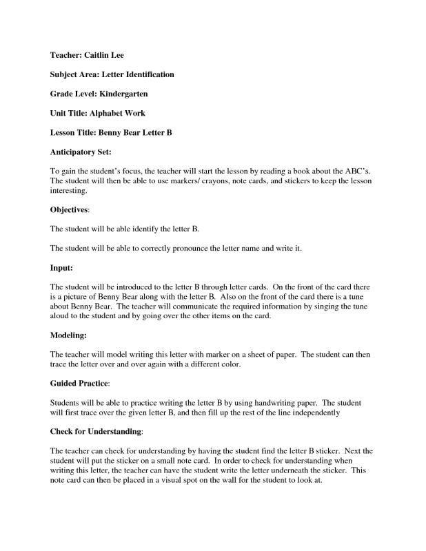 Madeline Hunter Lesson Plan Template | template | Pinterest | Lesson ...