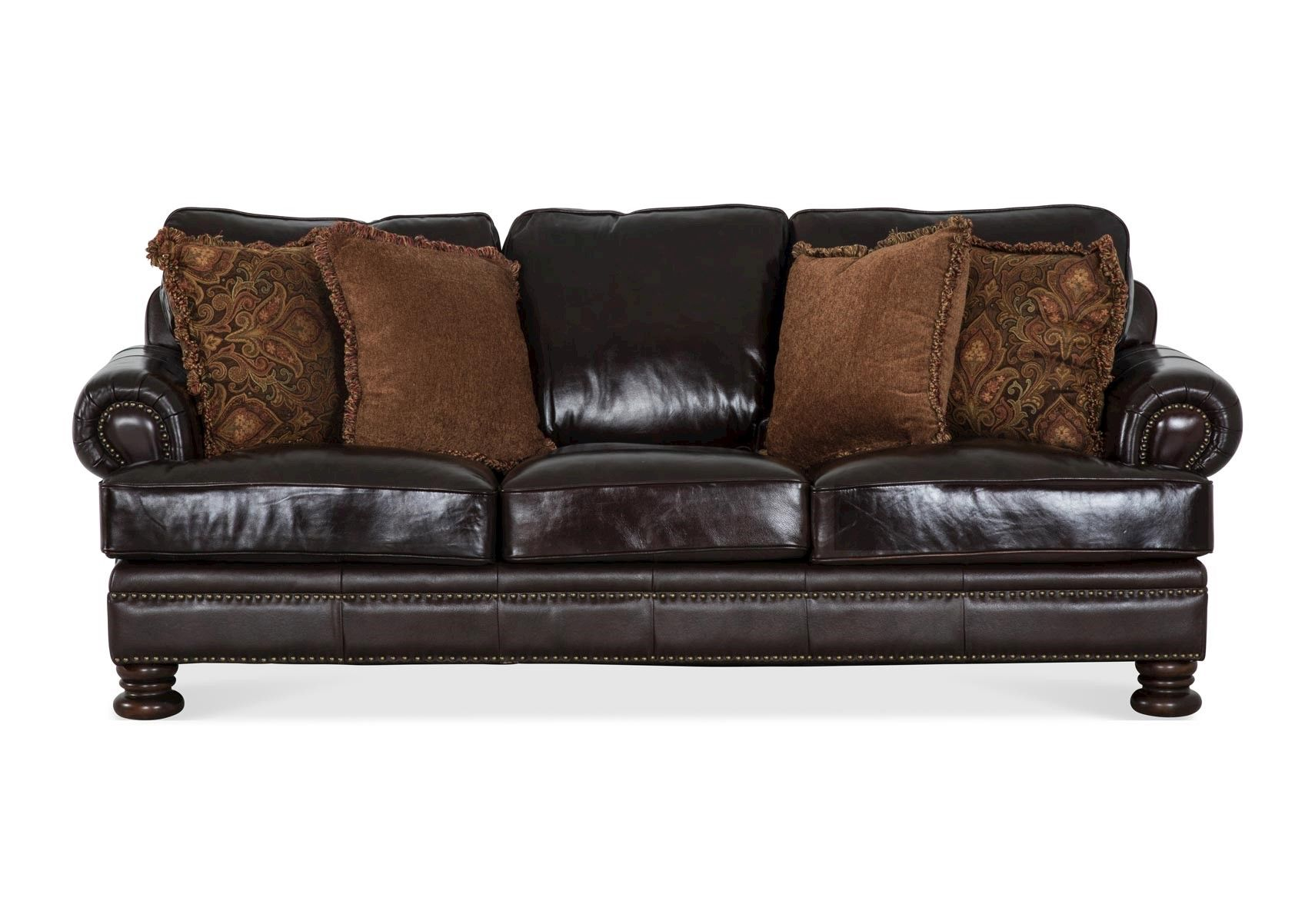 Lacks Savannah All Leather Sofa