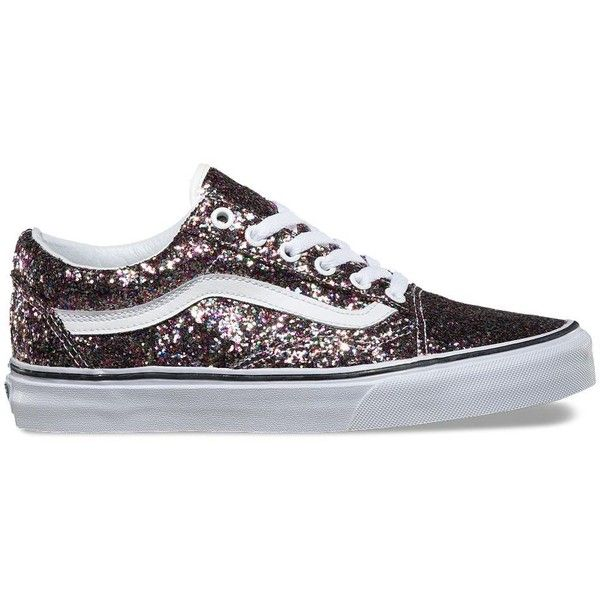 vans brillantinate
