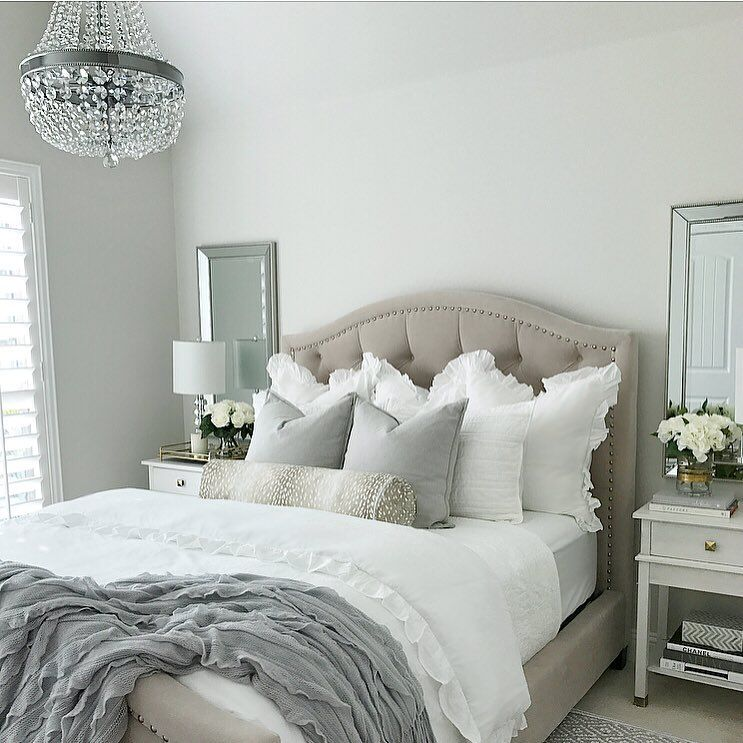 Thedecordiet On Instagram Tufted Bed Nicolette Bed