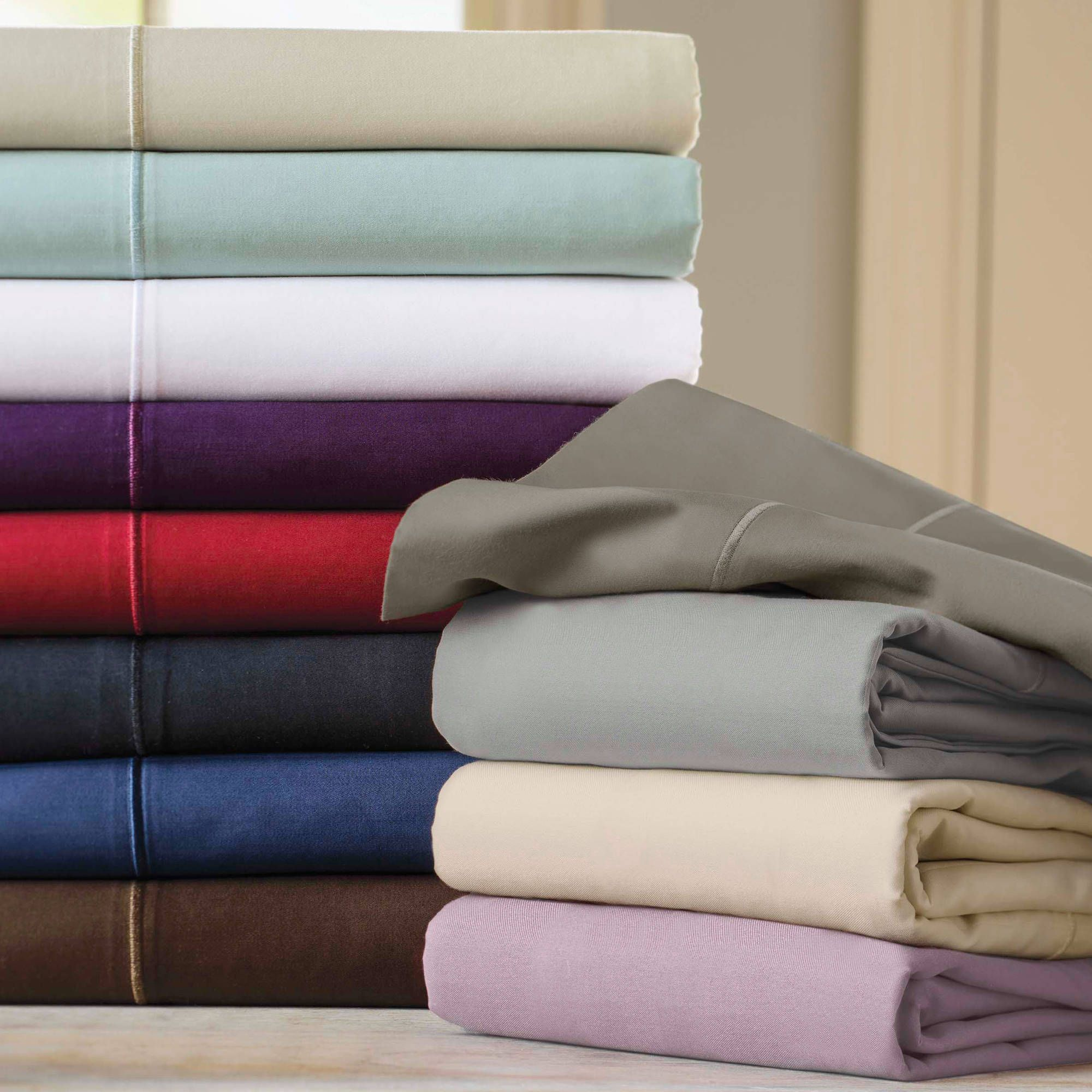 e5c4428185062ffe7db74c2f318f4a82 - Better Homes And Gardens 400 Thread Count Solid Egyptian Cotton