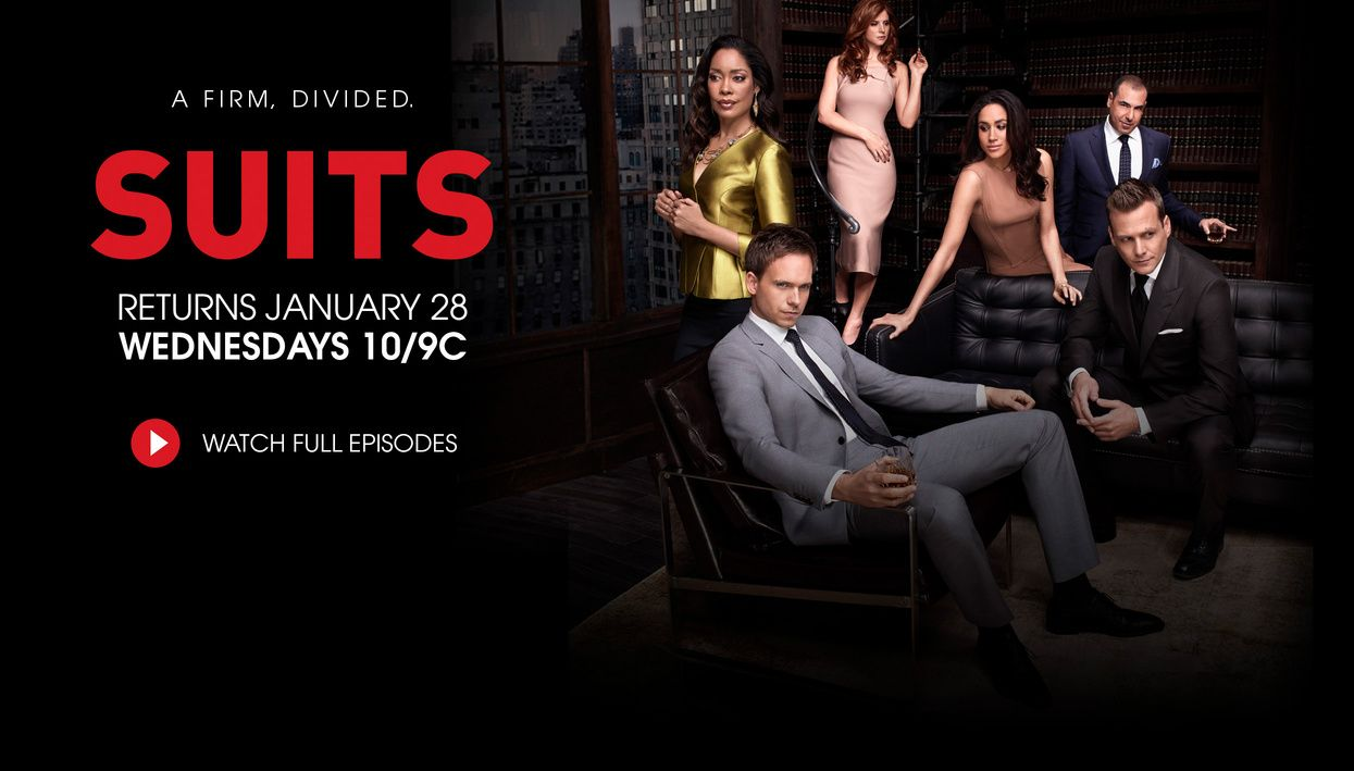 Suits - Watch Series Online | USA Network | Men's style ...