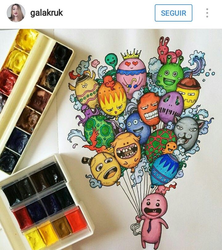 Colouring Coloring Books Balloons Doodles Vacation Turtles Tattoo Inspiration Nature Competition