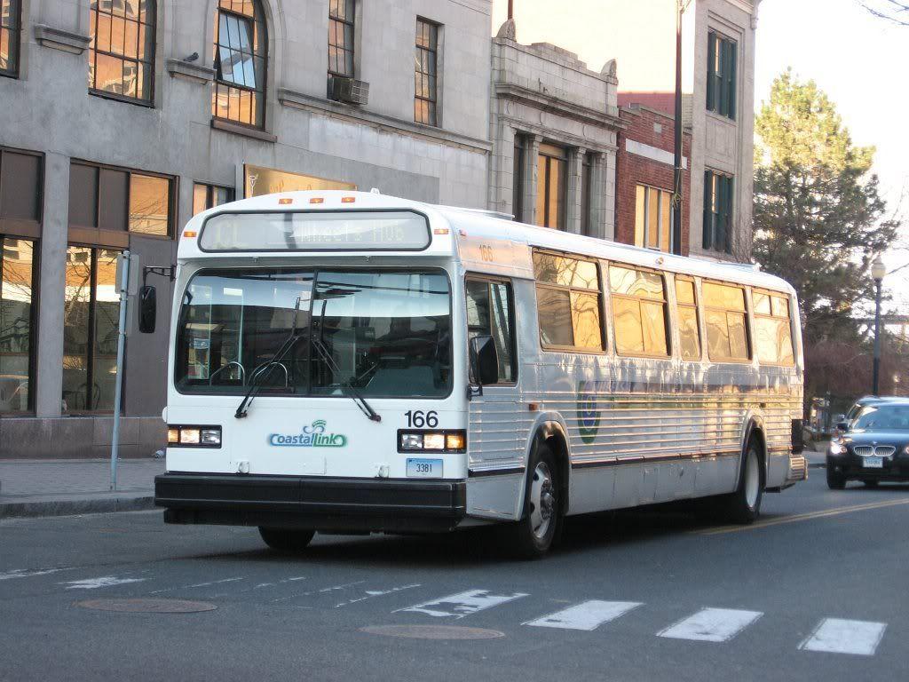 Norwalk Transit MCI Classic | trolleys, etc  | Bus system